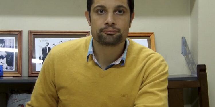 (Concejal del FpV, Mauro García)