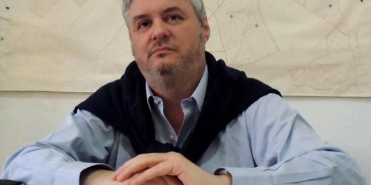 (Santiago Nino, actual Jefe de gabinete municipal y Director del Grupo Bapro)