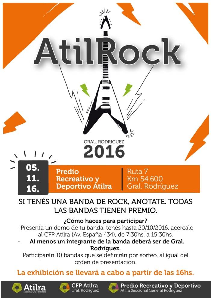 VDP | Atilrock 2016