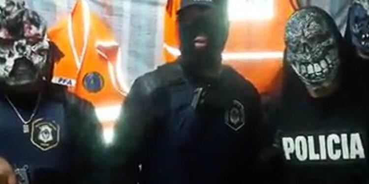 (Imagen extraída del nuevo Video que Circuló por las redes sociales el Martes 11 de octubre)
