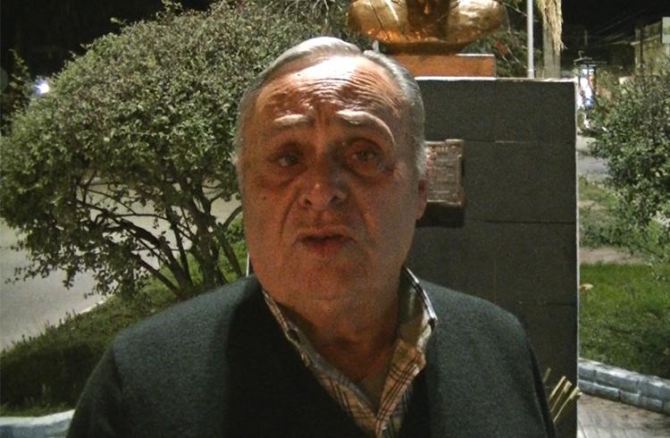 (Pocho Arcardini, Presidente de PJ en General Rodríguez)