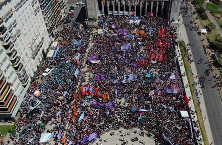 (Encuentro Nacional de Mujeres de Rosario)