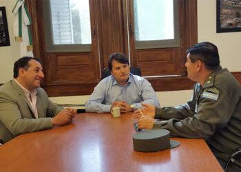(Sergio Fernández, Darío Kubar y Ángel Lotero Medina)