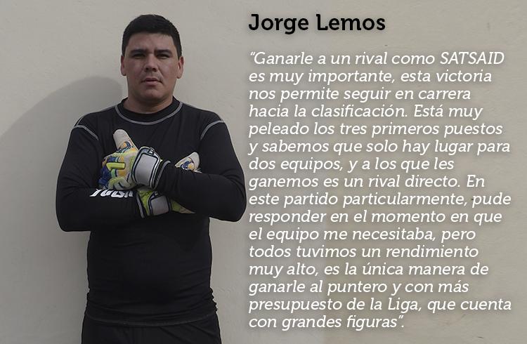 (Jorge Lemos)