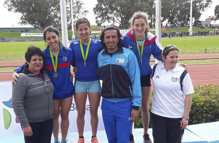 VDP | Atletismo Oriana Prieto