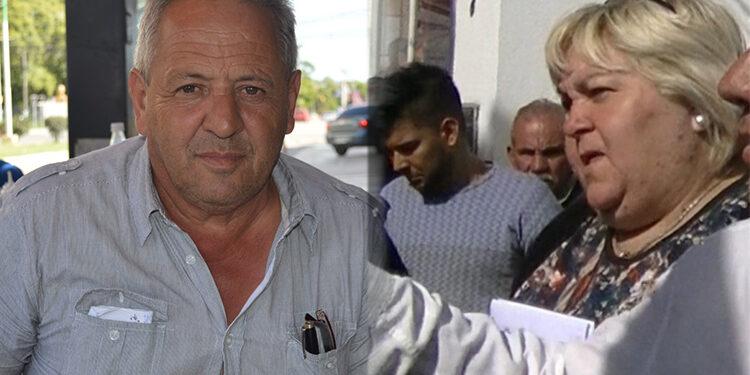 (Pedro García, Secretario de Obras Públicas y Estela del Carre, Directora de Recursos Humanos)