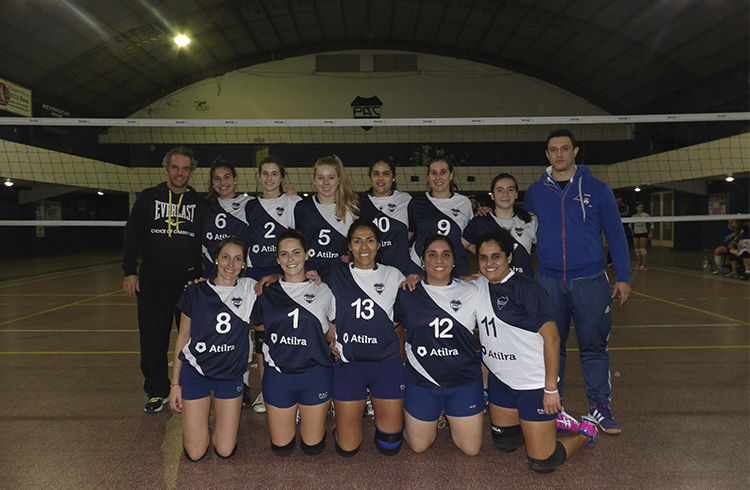 VDP | Voley Damas PAC