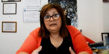 (Concejal del Frente para la Victoria, Claudia Guerra)