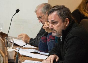 (Concejal del Frente Renovador Peronista, Gonzalo Graña)