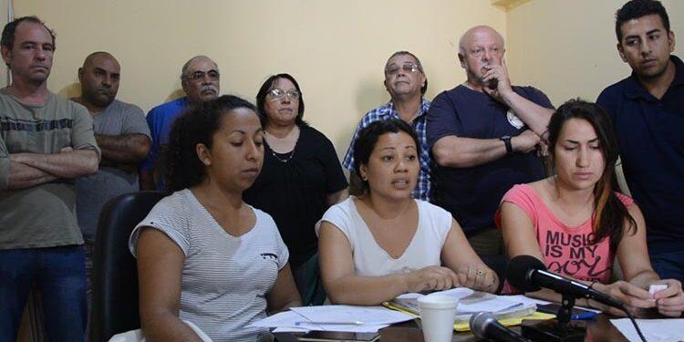 (Trabajadores de Servicio de Promoción y Protección de los Derechos del Niño, Niñas y Adolescentes)