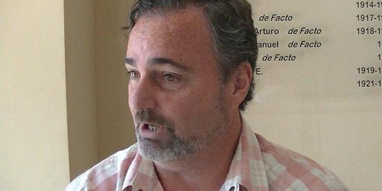 (Gonzalo Graña, concejal del Frente Renovador Peronista)