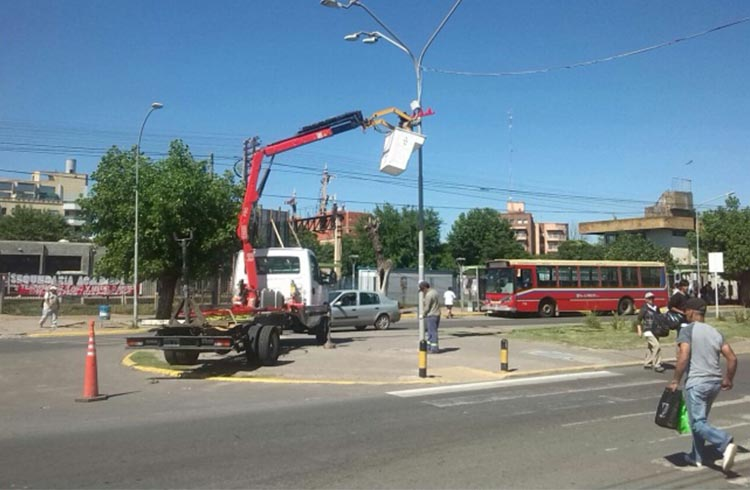 (Instalación del proyecto en nuestra ciudad)