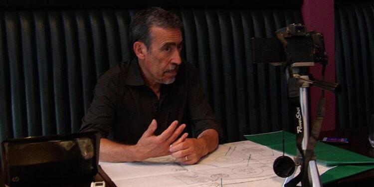 Alfredo Rey, vecino que realizó las investigaciones sobre las licitaciones del hospital