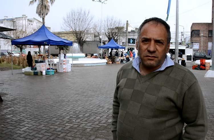 """(Secretario de Desarrollo Social, Omar """"Poli"""" Caballero)"""