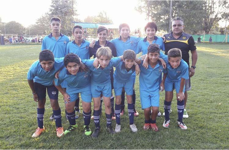 (PAC, categoría 2004. Subcampeón provincial)