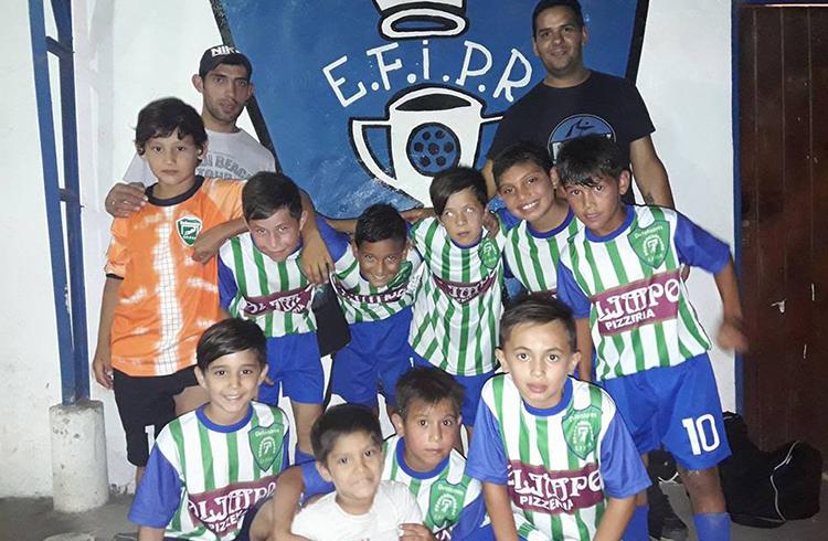 ( Defensores de Gral. Rodríguez, campeón categoría 2007 )