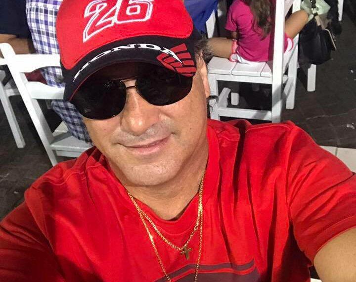 ( Sergio Cuello, Sub secretario de Inspección General del Municipio de General Rodríguez )
