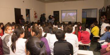 "Escuela N° 8 ""Hipólito Irigoyen"" del Barrio Mi rincón"