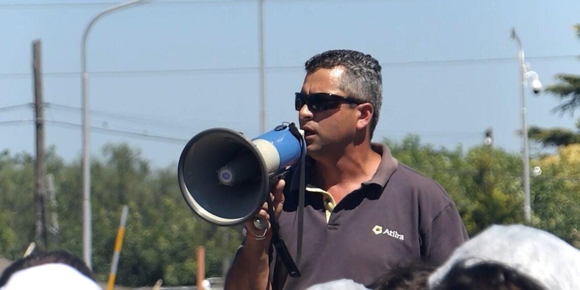 (Julio Sigales, Delegado General de Mastellone Hnos.)
