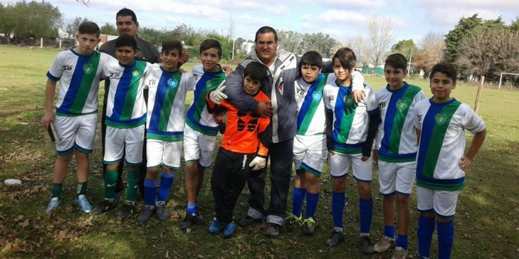 Defensores de Gral. Rodríguez,  categoría 2004