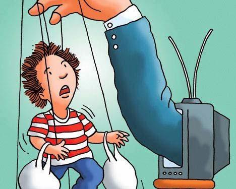 Los niños de hoy son consumidores del mañana