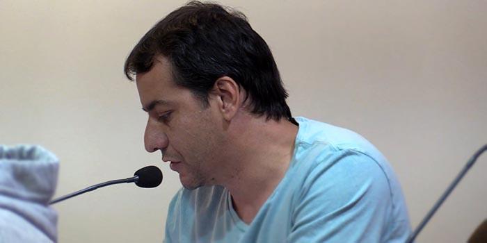 """Concejal de Unidad Ciudadana y Delegado de ATILRA, Reinaldo """"Cartu"""" Torres"""