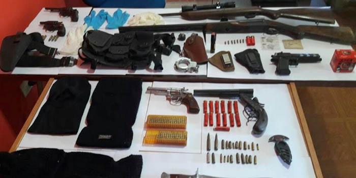 Los elementos que habrían secuestrado en Rodríguez por la salidera bancaria y la entradera a una familia de Moreno