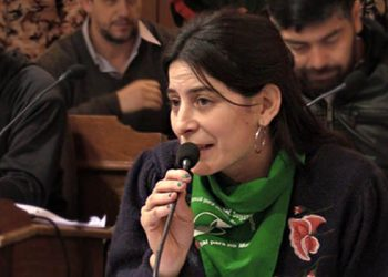 Agustina Victoriano- Concejala de Unidad Ciudadana