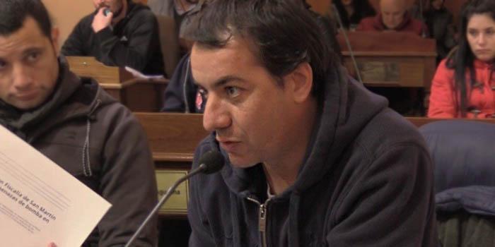 Reinaldo Torres-Concejal de Unidad Ciudadana