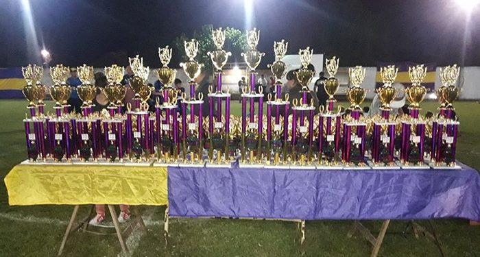 Premios para todos los participantes del torneo