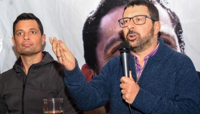 Alfredo Zaiat y Mauro Garcia