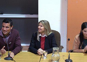 Cristina Álvarez Rodríguez en el HCD