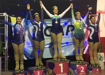Carla Colón obtuvo el tercer puesto