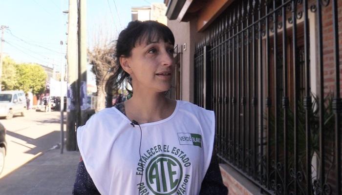PROTESTA EN EL ANSES