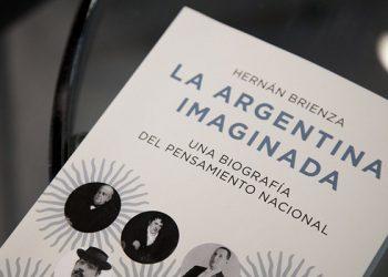 LIBRO LA ARGENTINA IMAGINADA