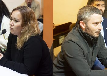 Natalia Ruiz y Manuel Anigstein