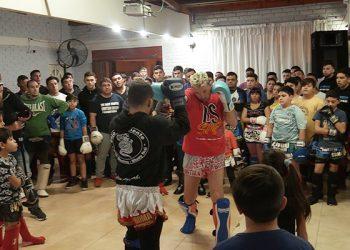 seminario de Kick Boxing