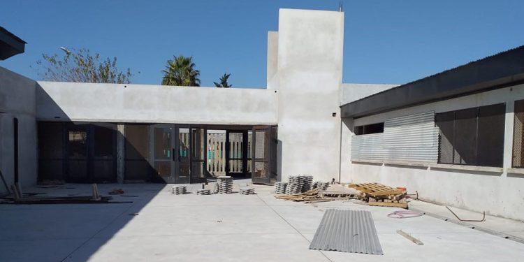 (Escuela Secundaria N°13 Villa Vengochea)