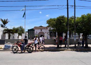 Escuela Primaria N°6 – Imagen de archivo)