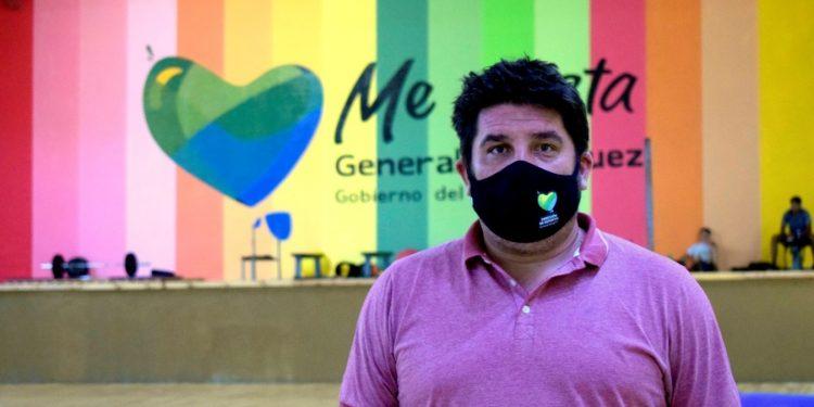(Pablo Bustamante – Director de Deportes de la Municipalidad de General Rodríguez)