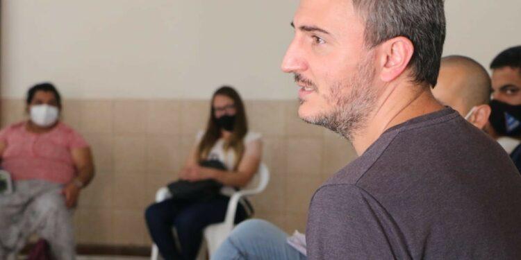 Gustavo Tummino - Foto de archivo