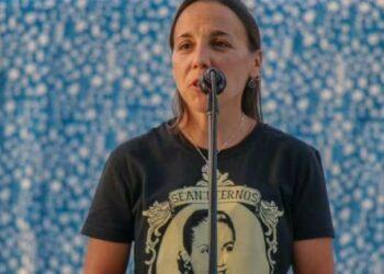 Silvia Figueiras, Subsecretaria de Desarrollo Comunitario, segunda pre candidata a concejal por el Frente de Todos a nivel local