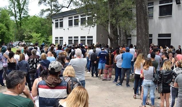 Foto de archivo – Elecciones 2019