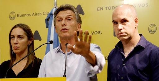 Macri-Vidal-Larreta
